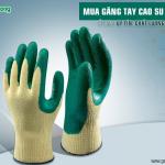Mua găng tay cao su bảo hộ ở đâu uy tín, chất lượng tại TPHCM và Hà Nội ?