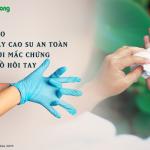 Cách đeo găng tay cao su an toàn cho người dễ ra mồ hôi tay