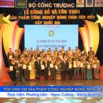 Găng tay Nam Long được công nhận là sản phẩm Công nghiệp nông thôn tiêu biểu cấp quốc gia năm 2019