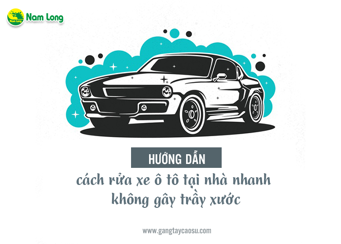 Hướng dẫn cách rửa xe ô tô tại nhà nhanh, không gây trầy xước-1