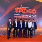 CEO NAM LONG XUẤT SẮC NẰM TRONG TOP 100 SAO ĐỎ – DOANH NHÂN TRẺ VIỆT NAM 2019