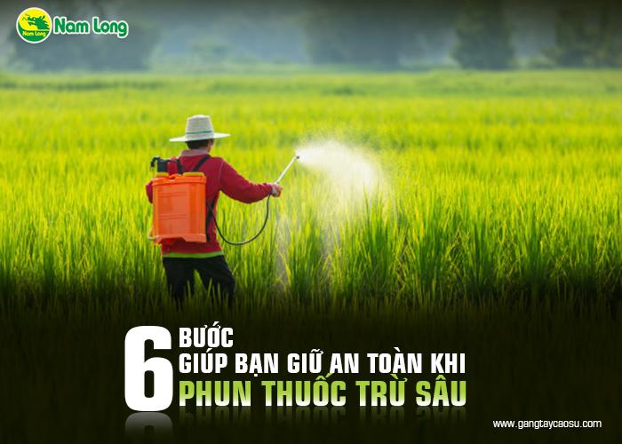 6 bước giúp bạn giữ an toàn khi sử dụng thuốc trừ sâu-1