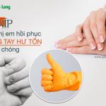 Bí kíp giúp chị em phục hồi móng tay bị hư tổn nhanh chóng