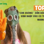 """Top 4 """"con đường"""" dẫn hóa chất xâm nhập vào cơ thể bạn nhanh nhất"""