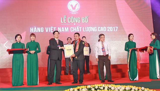găng tay cao su Nam long với nhiều giải thưởng chất lượng