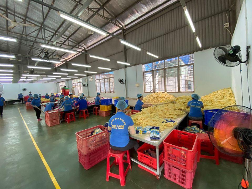 Ông Lê Bạch Long (CEO găng tay cao su Nam Long) từng bước đưa Nam Long chinh phục người tiêu dùng và vươn ra thế giới