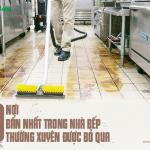 9 nơi bẩn nhất trong nhà bếp thường xuyên được bỏ qua