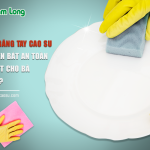 Đâu là găng tay cao su rửa chén bát an toàn, tốt nhất cho bà nội trợ?