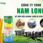 """Công ty TNHH Nam Long: """"Để dẫn đầu ngành luôn đi kèm những thách thức lớn"""""""