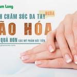 Cách chăm sóc da tay ngừa lão hóa hiệu quả hơn cả mỹ phẩm đắt tiền