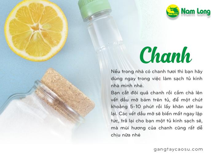Cách tẩy vết dầu mỡ trên tủ kính nhanh và sạch nhất (3)