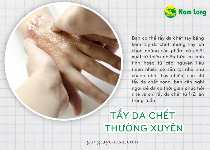 Mách bạn cách chăm sóc da tay mềm mịn như da em bé (3)