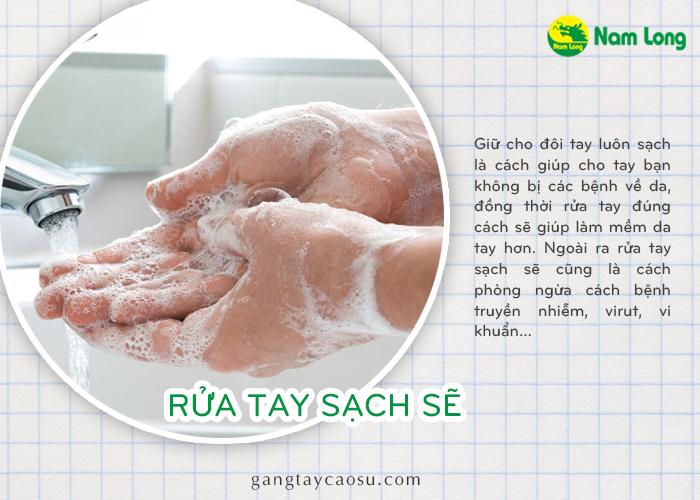 Mách bạn cách chăm sóc da tay mềm mịn như da em bé (4)