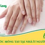 Bí quyết chăm sóc móng tay tại nhà ít người biết đến
