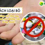 Cách để loại bỏ hết những vết chai tay nhanh mà không cần dùng thuốc