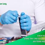 Cách sử dụng găng tay cao su cách điện an toàn hiệu quả