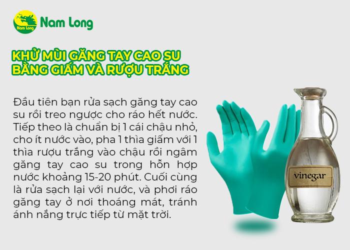 Mách bạn 2 cách khử mùi găng tay cao su hiệu quả nhất (4)