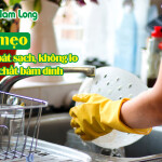 9 mẹo rửa bát sạch, không lo hóa chất bám dính