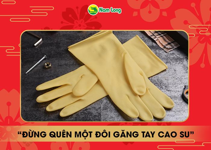 """""""Đừng quên một đôi găng tay cao su"""" - 05"""