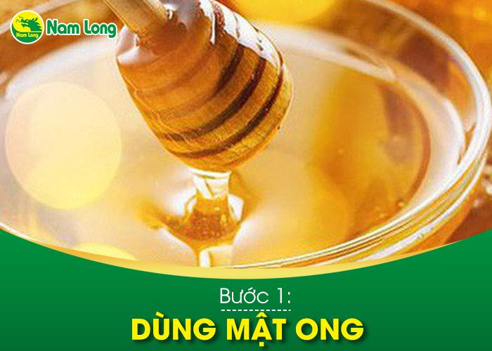 dùng mật ong - 03
